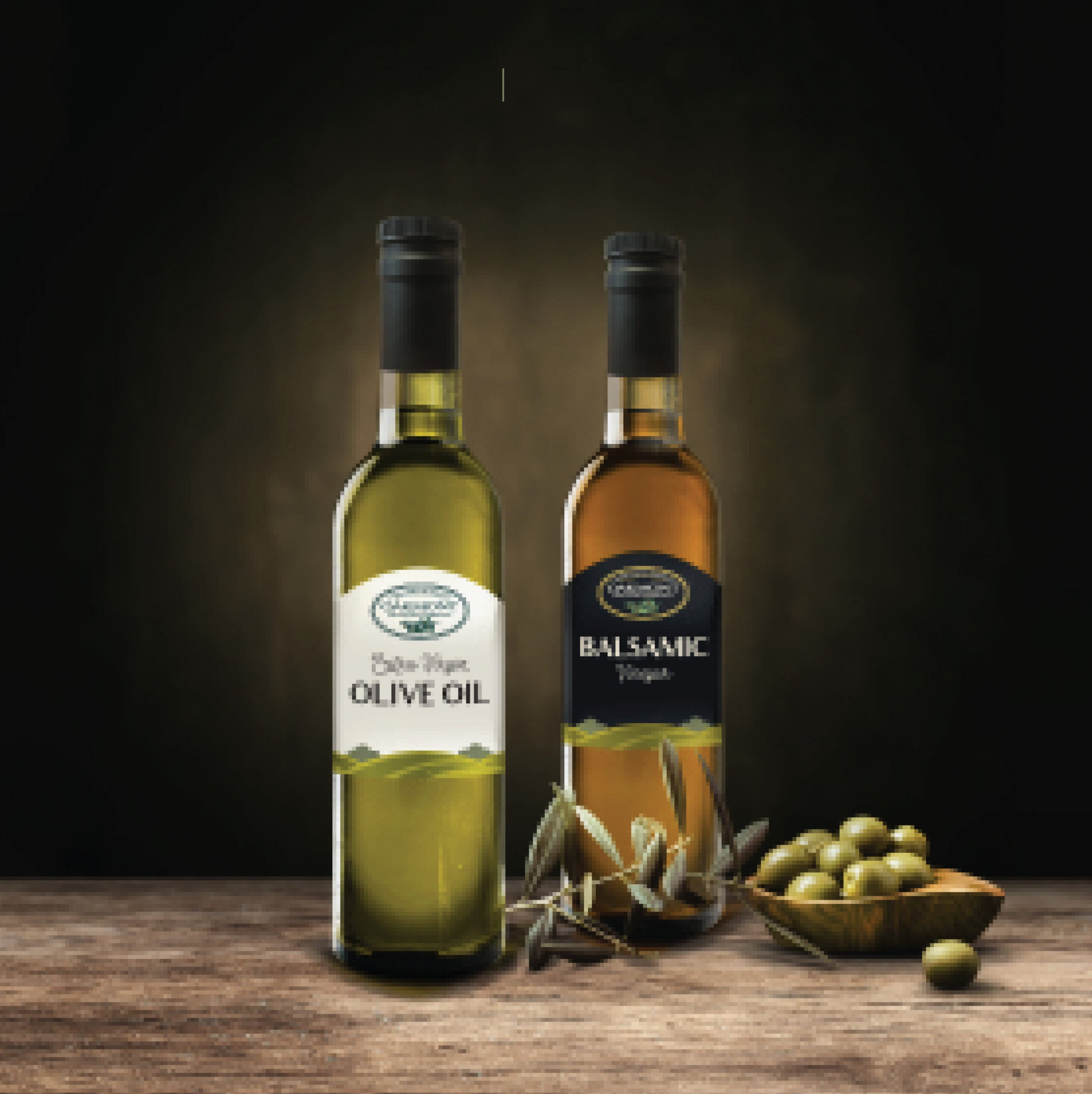 Immersive Olive Oil Experiences
